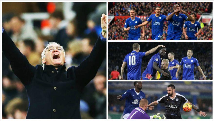 Mahrez dedica emotiva despedida a Claudio Ranieri