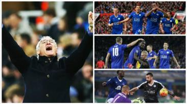 """Claudio Ranieri: sus diez """"obras milagrosas"""" en Leicester City"""