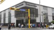 Banco de la Nación amplía su horario de atención al público