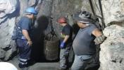 Arequipa: recuperan cuerpo de minero atrapado tras 38 días
