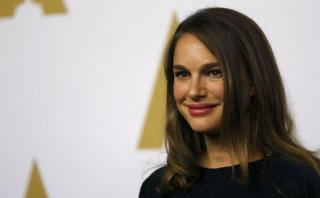 Natalie Portman no irá a premiación de los Oscar por embarazo