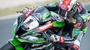 Jonathan Rea en búsqueda de su 3er campeonato mundial de SBK