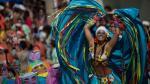 Carnaval de Río: Las coloridas imágenes del inicio de la fiesta - Noticias de huelga policial