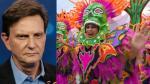 ¿Por qué el alcalde de Río no participa del carnaval? - Noticias de cesar carrera