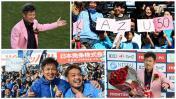 Kazuyoshi Miura: el futbolista más veterano cumplió 50 años