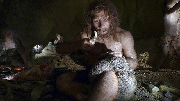 El ADN neandertal aún influye en el hombre moderno