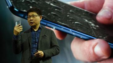 MWC 2017: la presentación de Huawei en imágenes [GALERÍA]