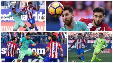 Barcelona: las imágenes del agónico triunfo contra el Atlético