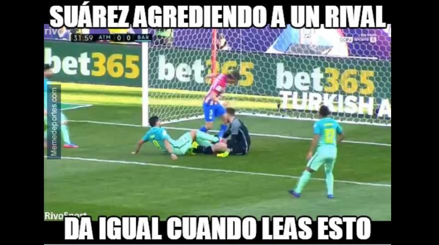 22 goles en 22 juegos ante el Atlético — Messi