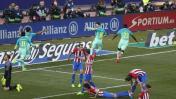 El lamento del Atlético de Madrid tras perder ante Barcelona