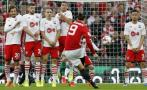 Ibrahimovic y otro golazo: marcó en final de la Copa de la Liga