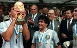 Diego Maradona: subastaron medalla de oro obtenida en México 86