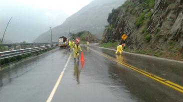 Carretera Central sigue cerrada: conoce las vías alternas