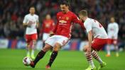¡Man. United campeón de la Copa de la Liga! Ganó a Southampton