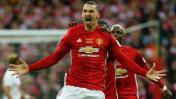 Manchester United: festejo y euforia por título en Wembley