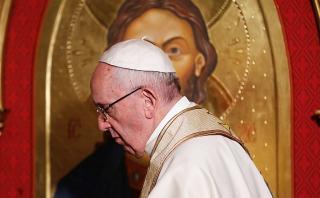 Francisco, primer Papa que visita una iglesia anglicana en Roma