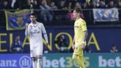 Real Madrid: Morata marcó el gol de la victoria ante Villarreal