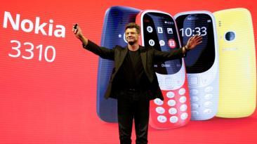 Nokia 3310: la nostalgia invadió el MWC 2017 [FOTOS]
