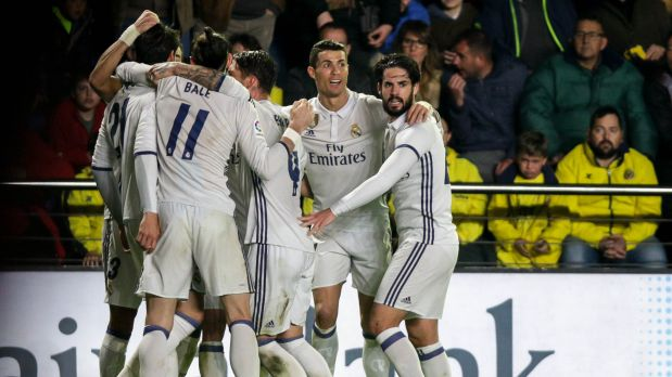 Real Madrid visitó el estadio de La Cerámica para jugar ante Villarreal por la Liga Santander. (Foto: AFP/Video: YouTube)