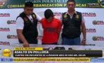 Villa El Salvador: capturan a hampón tras asaltar pollería