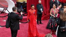 Oscar 2017: las estrellas desfilan en la alfombra roja