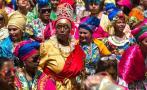 """Venezuela: Las """"Madamas"""" abren carnaval Patrimonio de la Unesco"""
