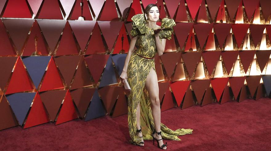 Oscar 2017: estos fueron los peores looks de la alfombra roja