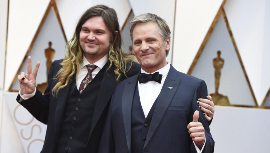 La alfombra roja del Oscar 2017 en imágenes