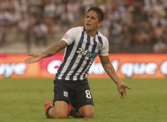 Alianza Lima empató 2-2 con Sport Huancayo en Matute
