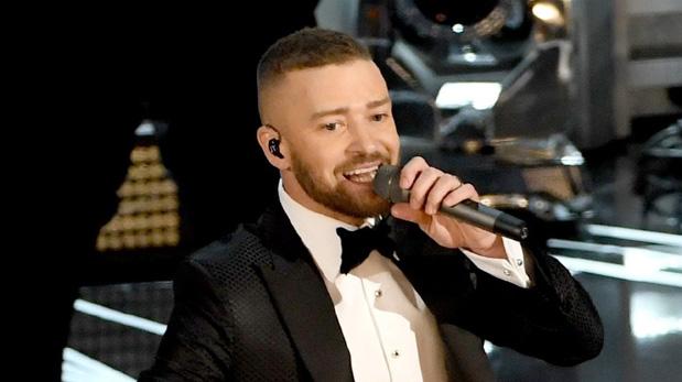Justin Timberlake se encargó de iniciar la ceremonia de los Oscar 2017 con el tema