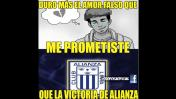 Alianza Lima: memes tras empate agónico de Huancayo en Matute