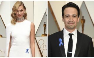 Oscar 2017: ¿Por qué los actores llevaban un listón azul?