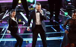 Oscar 2017: Justin Timberlake cantó en el inicio de la gala