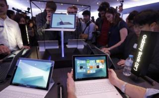 Conoce la tecnología de Galaxy Tab S3 y Galaxy Book de Samsung