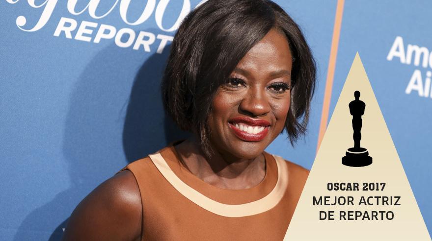 Viola Davis ganó el Oscar.