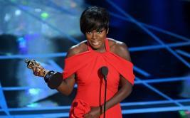 Viola Davis gana Oscar a Mejor actriz de reparto [VIDEO]
