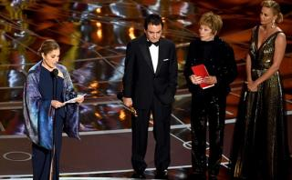Oscar 2017: Asghar Farhadi protestó a la distancia por Trump