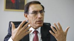 Martín Vizcarra: No habrá desembolso para Kuntur Wasi