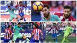 Barcelona: las imágenes del agónico triunfo contra el Atlético - Noticias de liga española