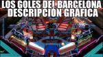 Barcelona: los memes de la victoria ante Atlético de Madrid - Noticias de paris st