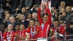 ¡Man. United campeón de la Copa de la Liga! Ganó a Southampton - Noticias de martin estadio