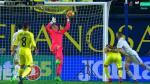 Arquero Asenjo evitó gol del Real Madrid y salió lesionado - Noticias de keylor navas