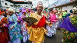 """Venezuela: Las """"Madamas"""" abren carnaval Patrimonio de la Unesco - Noticias de lizeth contreras"""