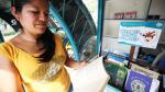 San Borja: implementan libreros en estaciones de bicicletas - Noticias de san borja