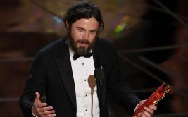 """Oscar: Casey Affleck, Mejor actor por """"Manchester by the sea"""""""