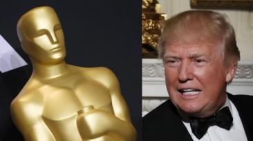 Hollywood golpea a Donald Trump en los Premios de la Academia