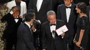 Oscar 2017: el error que empañó la ceremonia [VIDEO]