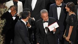 Oscar 2017: revive el instante en que se produjo el error