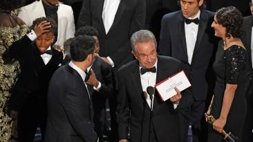 Oscar 2017: el grave error que empañó gala de premios [VIDEO]