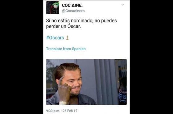 Oscar 2017: divertidos memes que dejó la accidentada ceremonia